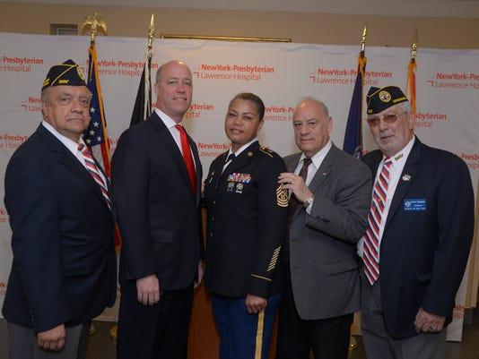 NewYork-Presbyterian Veterans Memorial Day