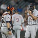 Detroit Tigers release struggling closer Francisco Rodriguez