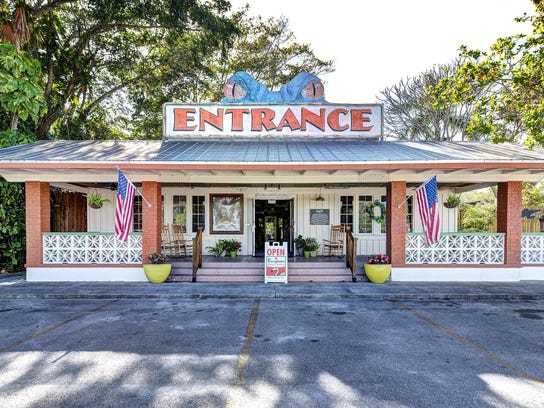 Everglades Wonder Gardens