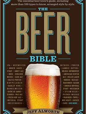 """""""The Beer Bible"""" by Jeff Alworth."""