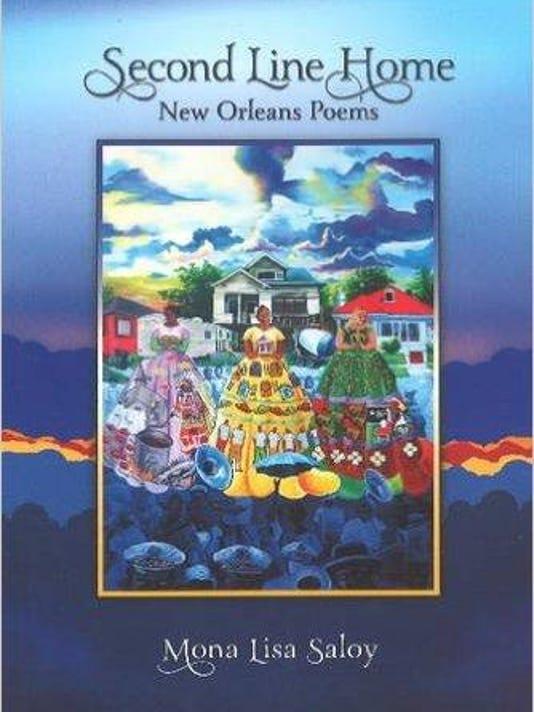 Book Column Mona Lisa Saloy poetry