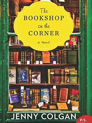 """The Bookshop on the Corner"" by Jenny Colgan"