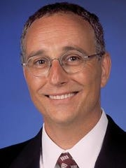 Peter Sperling is an Arcadia resident and an executive