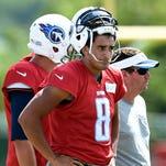 Marcus Mariota ready to give Titans glimpse of future