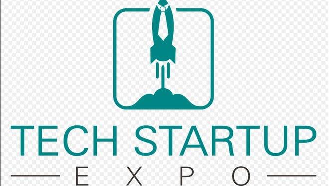 Tech Startup Expo logo.