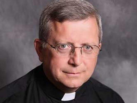 Mystery priest steps forward