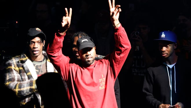 Kanye's latest feud? Saying 'peace out' to producer Bob Ezrin on Twitter.