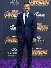 LOS ANGELES, CA - APRIL 23:  Mark Ruffalo attends the premiere of Disney and Marvel's 'Avengers: Infinity War' on April 23, 2018 in Los Angeles, California.  (Photo by Jon Kopaloff/FilmMagic) ORG XMIT: 775155080 ORIG FILE ID: 950498440