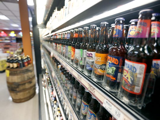 The Penfield Wegmans is greatly expanding its craft beer selection.
