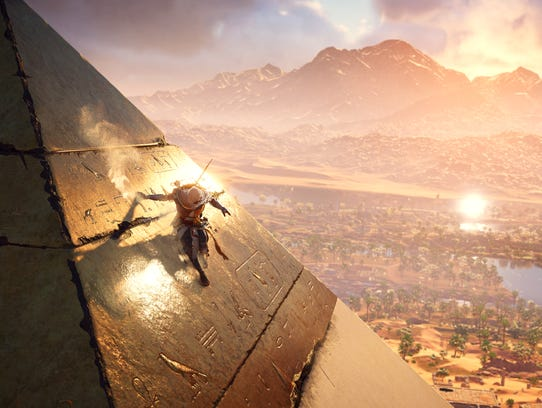 Ubisoft's franchise gets a reboot, now teleporting