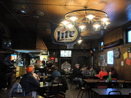 The Country Keg, known for its pizza and family-friendly