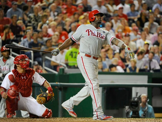 Ryan Howard has struggled, but would represent a significant