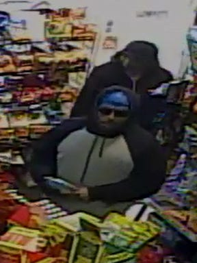 Police say these people robbed a York City convenience store in December.