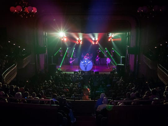 George Thorogood and The Destroyers perform at The Grand Opera House in 2015.