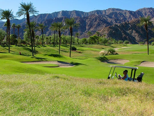 The La Quinta Resort Dunes Course is one of five golf