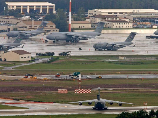 Germany Ramstein AFB