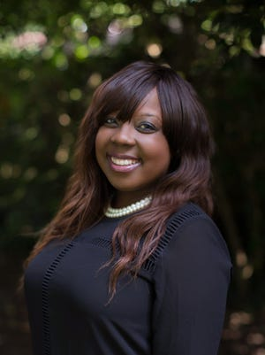 Skyra Rideaux has been named coordinator for Project Front Yard.