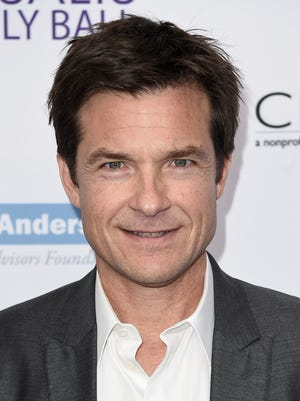 Jason Bateman poses at a ball in Los Angeles in June 2017.