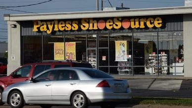 A file photo of Payless.