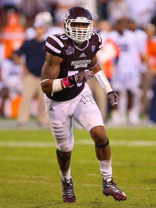 2015: MSU's NFL Draft hopefuls