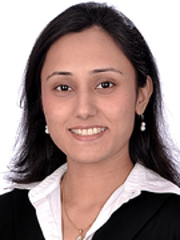 Megha Sharma, a senior pediatrics fellow at the Medical College of Wisconsin, led a study analyzing the use of Facebook as a public health information platform.