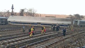 Passenger Ryan Kelly, 27, of Yorktown Heights, of the fatal Metro-North Railroad train crash in the Bronx on Dec. 1, 2013.