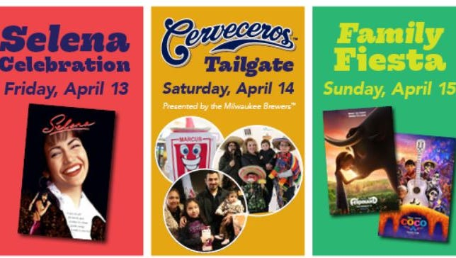 The Marcus Theatres CineLatino Film Festival has plenty on tap for families, including the family fiesta on April 15.