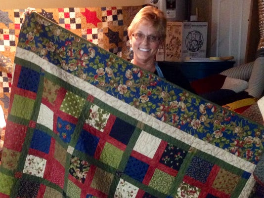 Army quilts