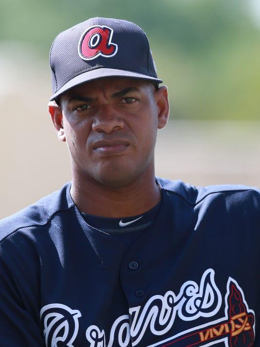 MLB: Spring Training-Tampa Bay Rays at Atlanta Braves