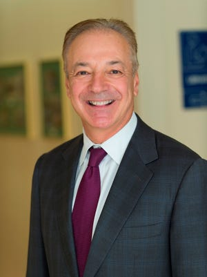 Michael Arvanitis M.D., FACS, FASCRS, the section chief of Colon and Rectal Surgery, Monmouth Medical Center