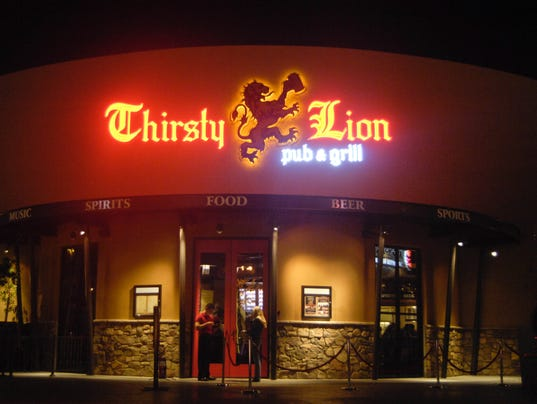 Thirsty Lion Fashion Square