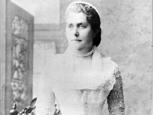 Ella Bassett Washington. Courtesy of Mount Vernon Ladies' Association