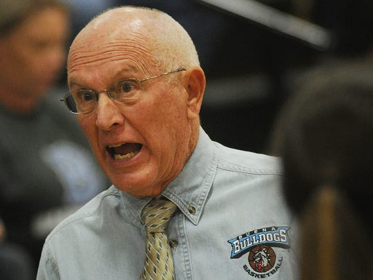 Retired Buena High girls basketball coach Joe Vaughan says coaches in Ventura Unified School District never received financial training for money raised during fundraisers. STAR FILE PHOTO