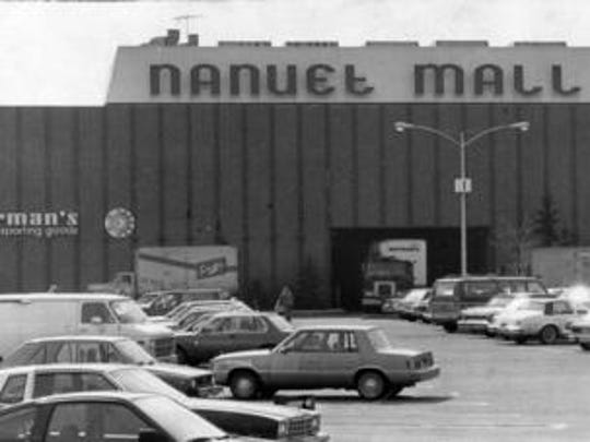 The Nanuet Mall after the Brink's robbery-murders in October 1981 by Ted Neuhoff