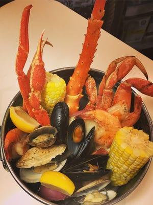 Jack's Lobster Shack's crabpot