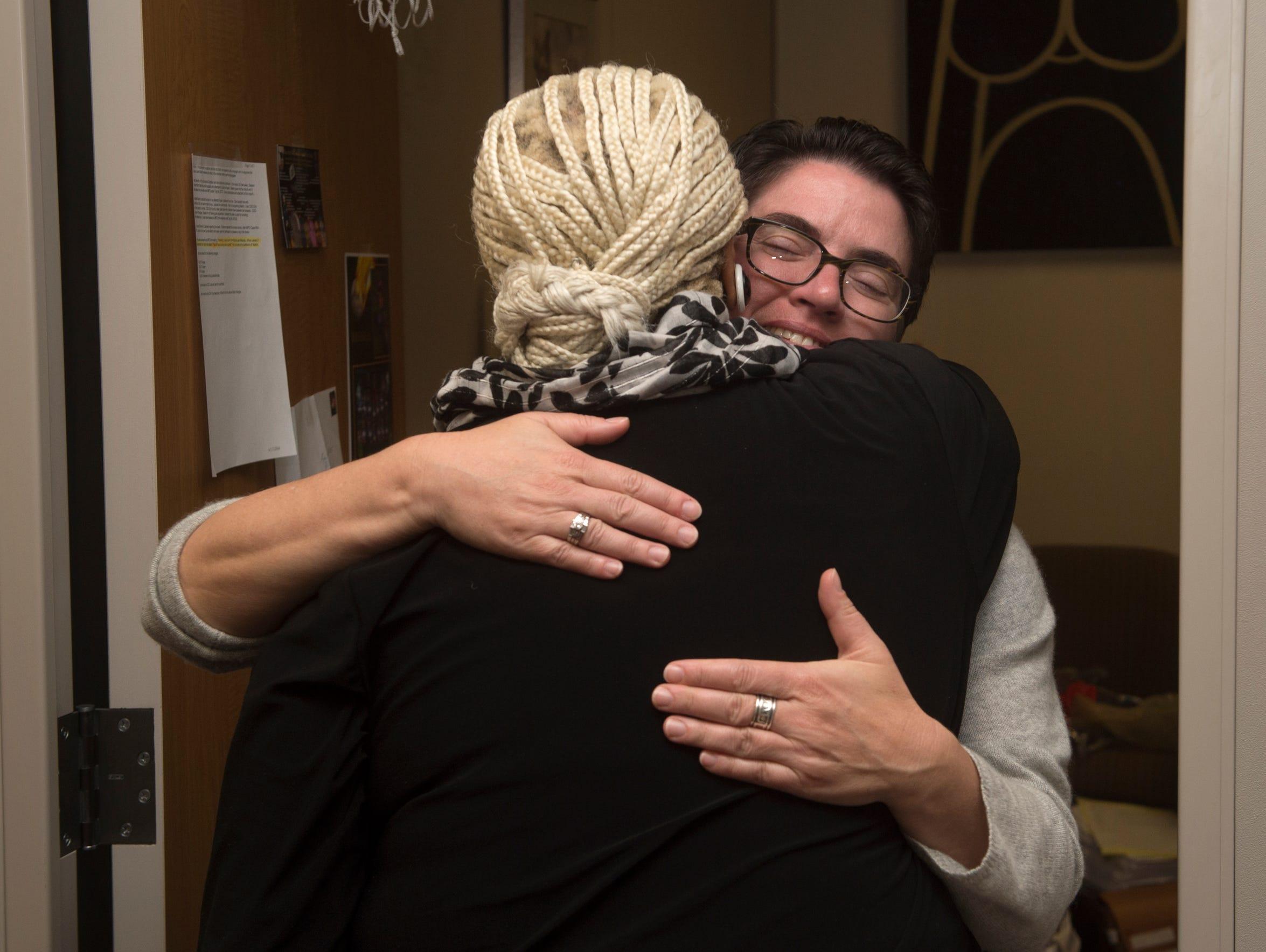 Christine Kroger, a San Joaquin County public defender,