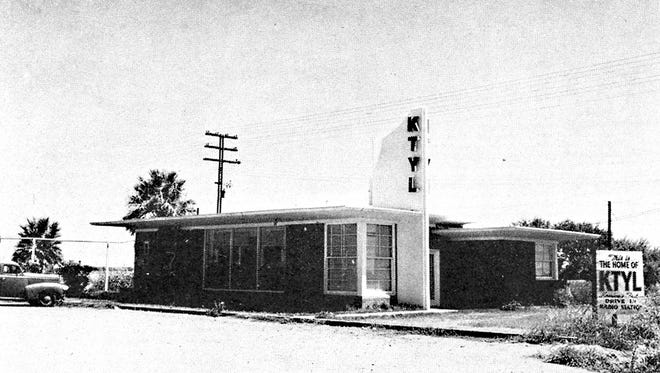 KTYL, Mesa's second radio station which went on the air five days after KARV in 1947, had studios on three acres on the northeast corner of Baseline Road and Country Club Drive. Later KTYL TV studios were added to the site.
