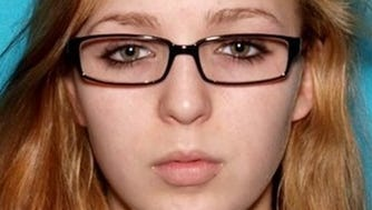 Tennessee Missing (Under 18) Elizabeth Thomas, 15 (Age missing), Columbia