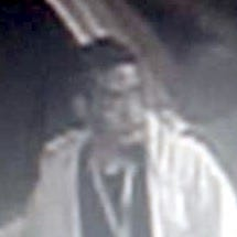 Surveillance image of a suspect in a rash of car burglaries off Plantation Drive in Fort Myers