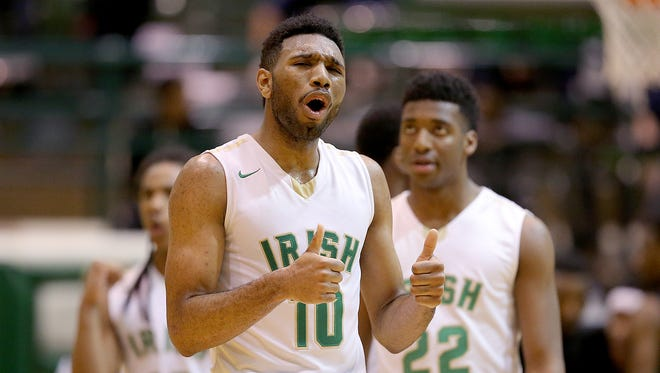 Cathedral's Eron Gordon is still looking for the right college program.