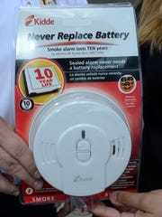 Lyon Township will try to get new smoke detectors like