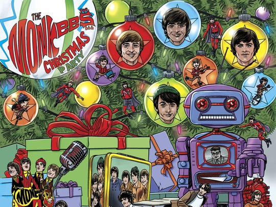 "This cover image released by Rhino Records shows ""Christmas"