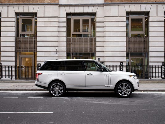 2014 Range Rover LWB side