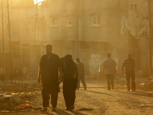 Gaze City