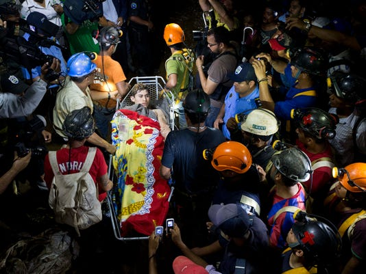 Nicaragua mine collapse