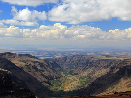 Steens Mountain