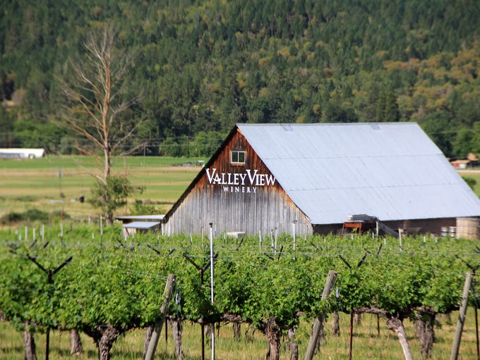 Valley View Winery is one of the vineyards that can be found in the Applegate Valley.