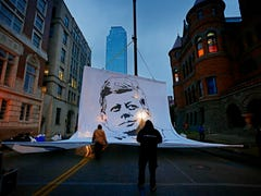 JFK remembered in photos