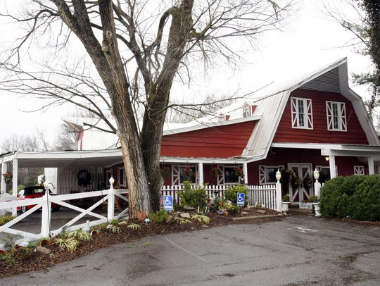 Chaffin's Barn Dinner Theatre is one of Nashville's