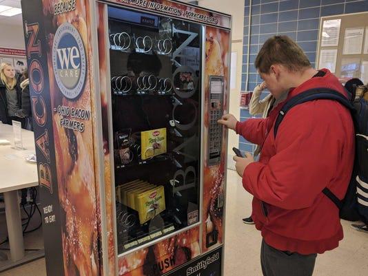 Bacon Vending Machine